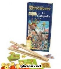 Carcassonne - Ampliación La Catapulta - Juego de Tablero