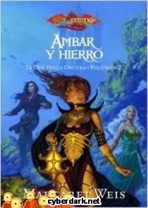 Ámbar y Hierro / La Discípula Oscura 2