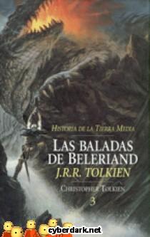 Las Baladas de Beleriand / Historia de la Tierra Media 3